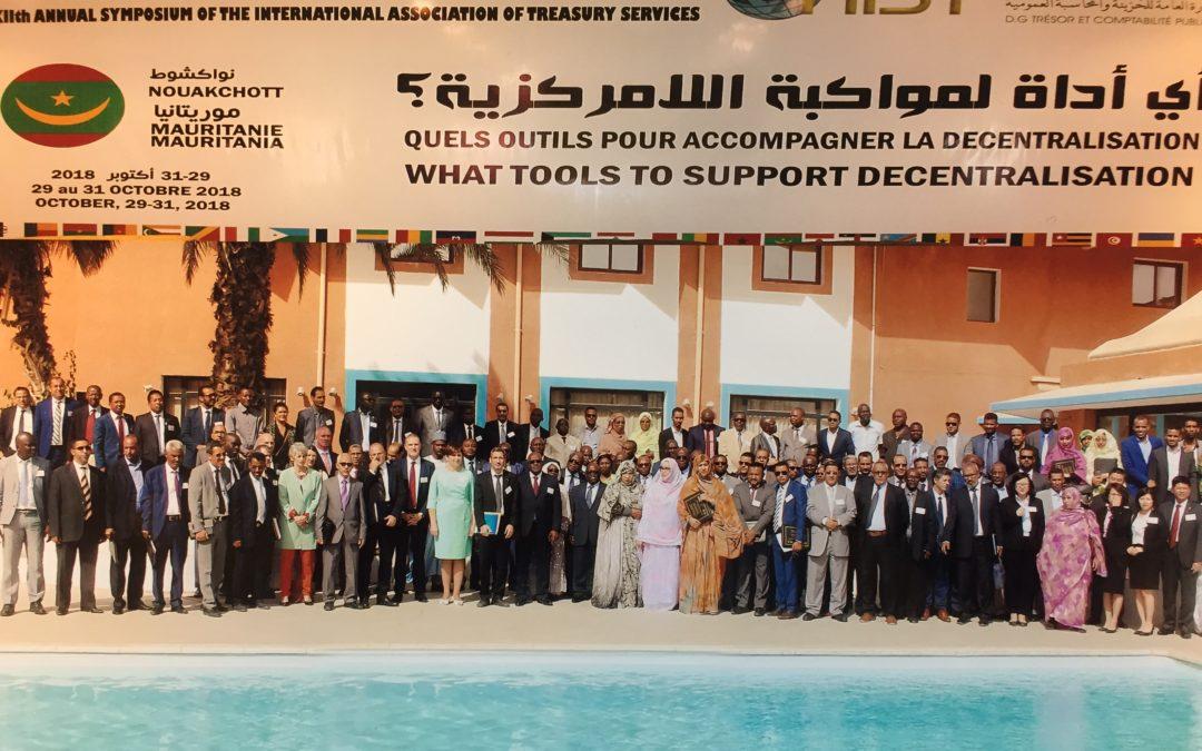 Colloque Mauritanie